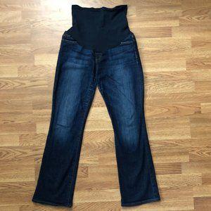 Joe's sz 32 Maternity Socialite Bootcut Jeans